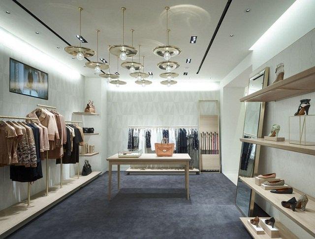 Emporio Armani, Mulberry и Versace открыли новые магазины. Изображение № 5.