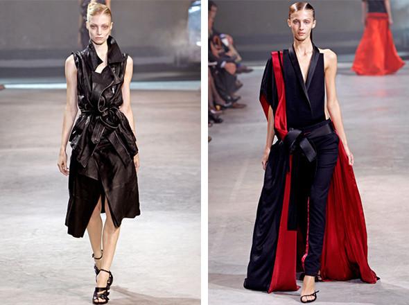 Неделя моды в Париже: день пятый. Изображение № 6.