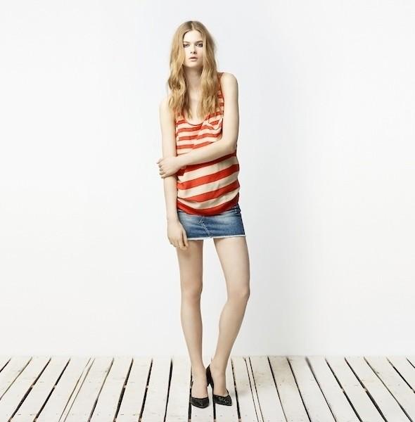 Изображение 6. Лукбук: Zara TRF April 2011.. Изображение № 6.