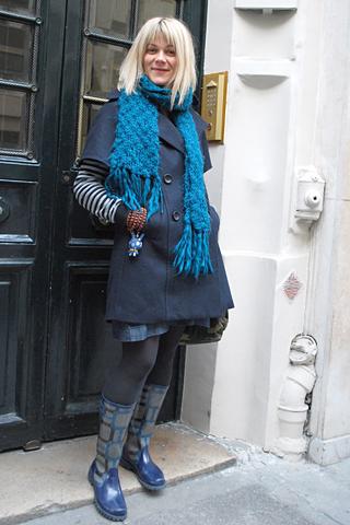 Уличная мода совсего мира. Изображение № 21.