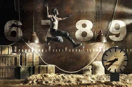 Олимпийский календарь «Обратная сторона медали». Изображение № 9.