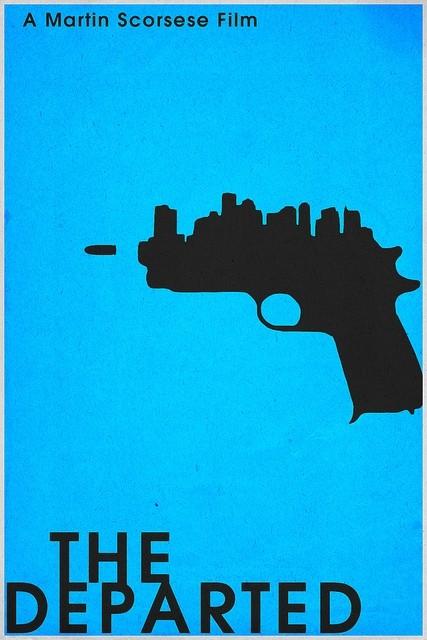 Заряженные афиши - 20 кинопостеров с пистолетами. Изображение № 11.