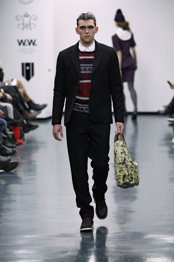 Berlin Fashion Week A/W 2012: Wood Wood. Изображение № 12.