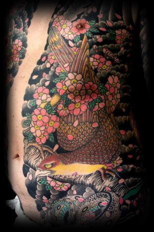 Изображение 2. Значение японских татуировок.. Изображение № 1.