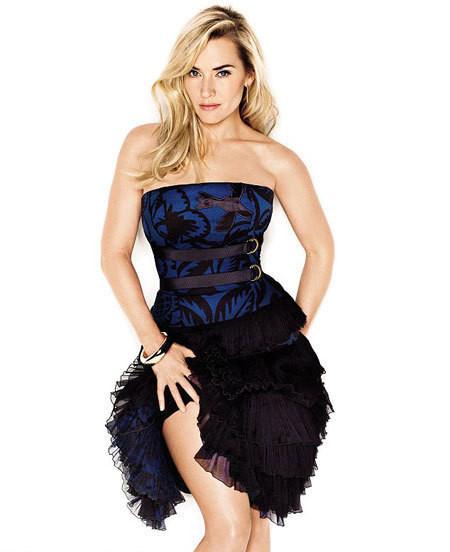 Изображение 1. Kate Winslet для журнала Glamour April 2011.. Изображение № 1.