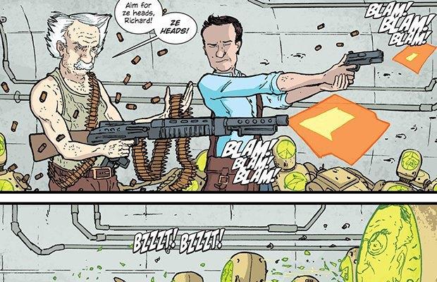 6 новых комиксов, которые стоит читать прямо сейчас. Изображение № 10.