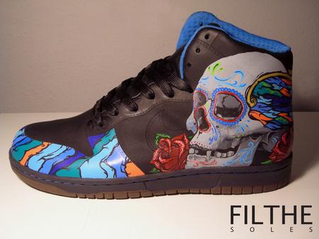 Sneakers Customizing. Изображение № 7.