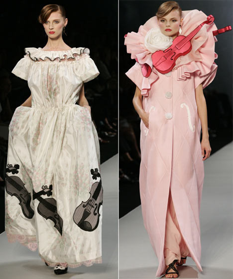 Viktor & Rolf fall-winter '07–08. Изображение № 9.