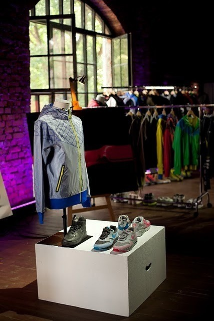 Изображение 1. Презентация коллекции Nike Sportswear ОсеньЗима 2011.. Изображение № 2.