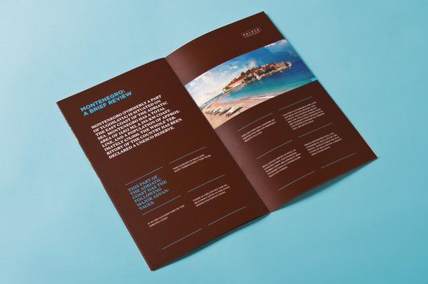 Презентационное издание для «Montenegro Palace». Изображение № 12.