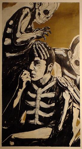 Чернильно-кофейные призраки Мэтью Вудсона. Изображение № 3.