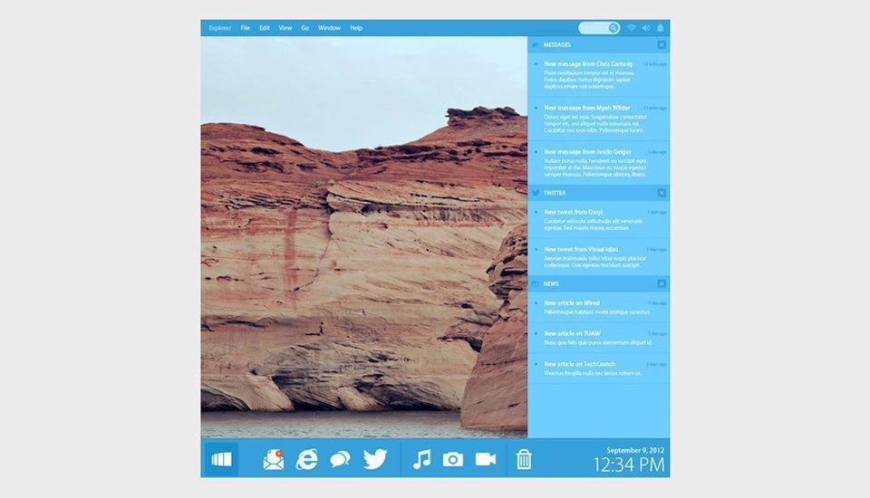 11 концептов Windows 9, которые лучше Windows 10. Изображение № 22.