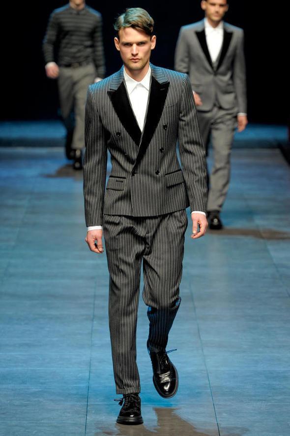 Изображение 1. Milan Fashion Week. Часть 1.. Изображение № 1.
