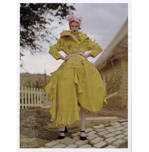 5 новых съемок: Purple Fashion, Vogue и W. Изображение № 44.