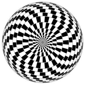 Вопрос учёному: Чем объясняются оптические иллюзии?. Изображение № 8.