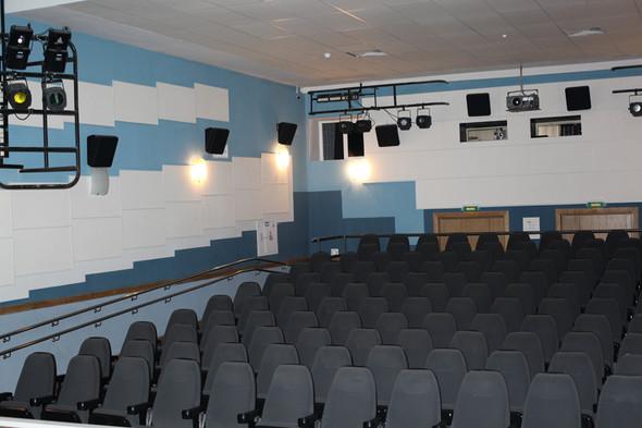 Площадки MODE VISION 2012: Киноцентр Polet, Кино-лаунж DOME. Изображение № 2.