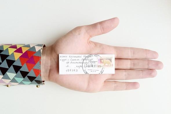 Mail art: почтовые радости своими руками. Изображение № 4.