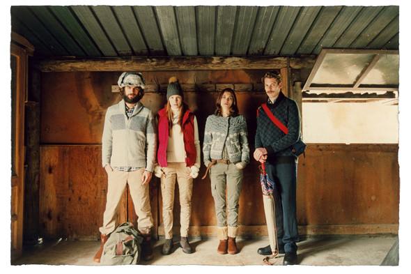 Рекламная кампания Woolrich F/W2011-2012. Изображение № 1.