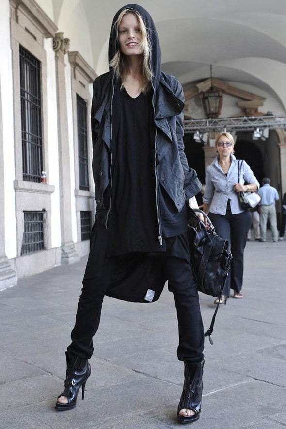 Models street style. Изображение № 48.