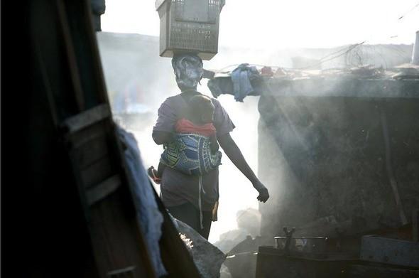 Изображение 11. Рыночные девушки из Ганы.. Изображение № 11.