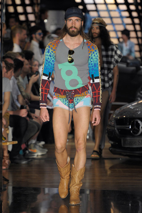 BERNHARD WILLHELM SS 2012 MEN. Изображение № 26.
