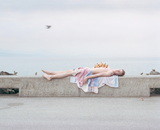Эмиль Баррэ, фотограф и художник. Изображение № 1.