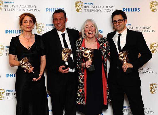 Изображение 7. Актеры «Шерлока» и «Отбросов» награждены британской киноакадемией.. Изображение № 7.