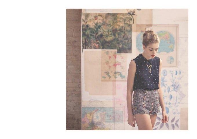 Показаны новые лукбуки Balenciaga, Chanel и Zac Posen. Изображение № 76.