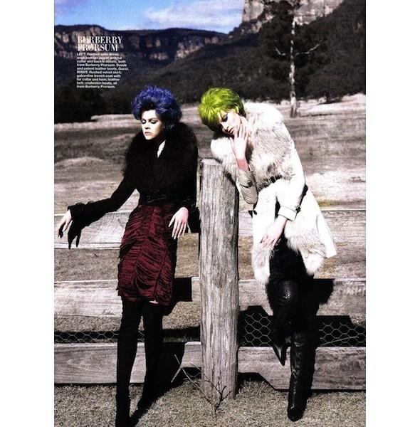 5 новых съемок: Harper's Bazaar, Qvest, POP и Vogue. Изображение № 16.