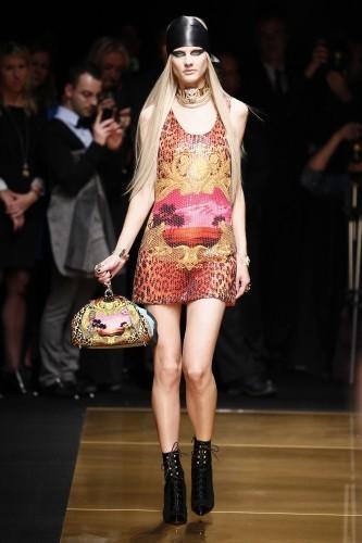 Вечеринка Versace for H&M: Как это было. Изображение № 35.