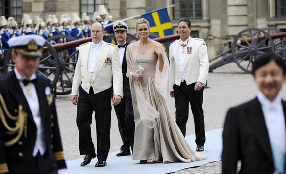 Свадьба шведской кронпринцессы Виктории. Изображение № 26.