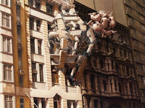 Найдено за неделю: Город будущего в пузырях, гигантская голова и вышитая книга. Изображение № 70.