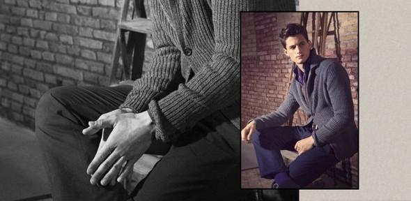 Лукбук: Massimo Dutti September 2011 Menswear. Изображение № 2.