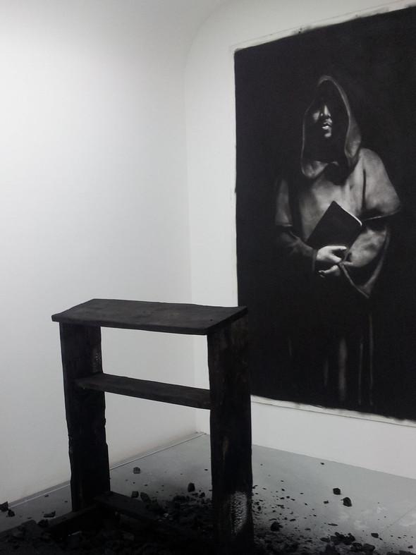 Экспозиция в культурном центре Louis Vuitton. Изображение № 1.