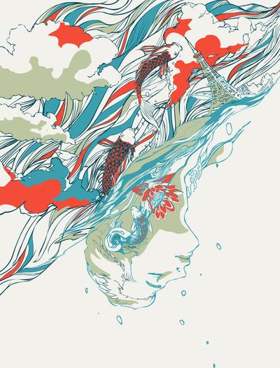Новые имена: 15 молодых иллюстраторов. Изображение № 101.