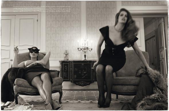 Изображение 4. Belle Vere by Steven Meisel.. Изображение № 4.