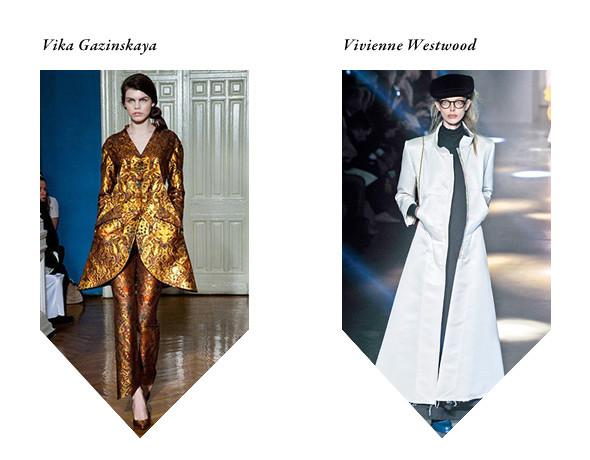 Vika Gazinskaya: Michael Nyman — «A Watery Death», Arthur Russell — «She's The Star»; Vivienne Westwood: Fabrizio de André — «Ottocento». Изображение №18.