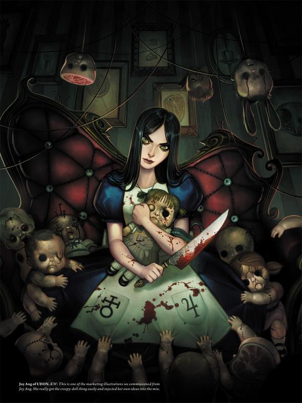 Alice: Madness Returns. Изображение № 18.