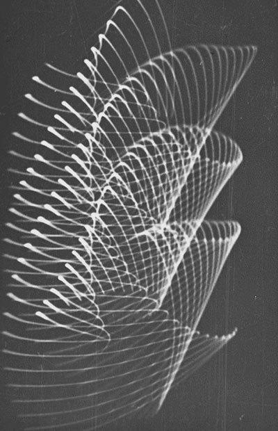 Цифровое искусство вэпоху зарождения компьютеров. Изображение № 2.