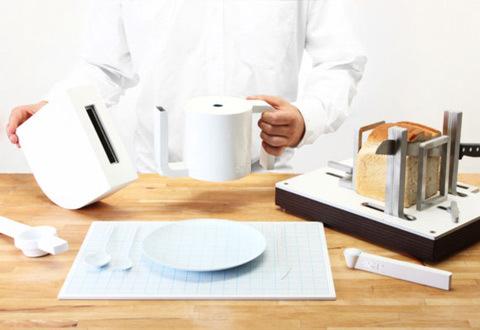 Интерактивный завтрак дляневротиков. Изображение № 1.