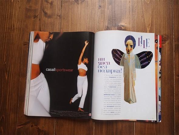 Elle' 97: Зимняя феерия. Изображение № 35.
