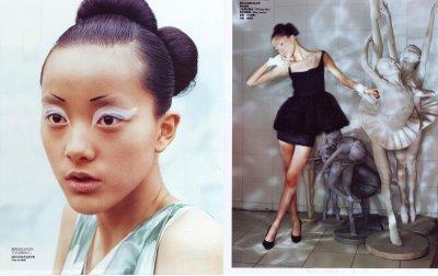 Сила искусства – China Vogue, June 2008. Изображение № 9.