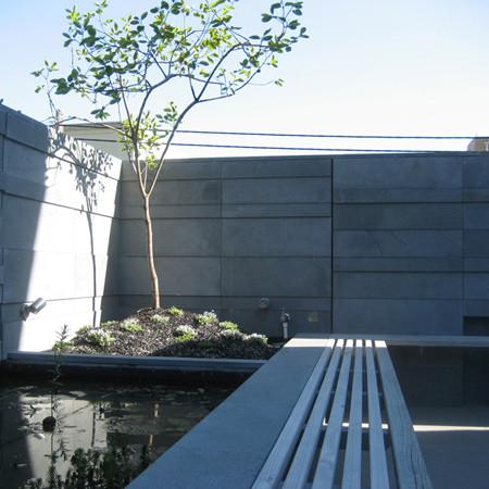 А-ля натюрель: материалы в интерьере и архитектуре. Изображение № 17.