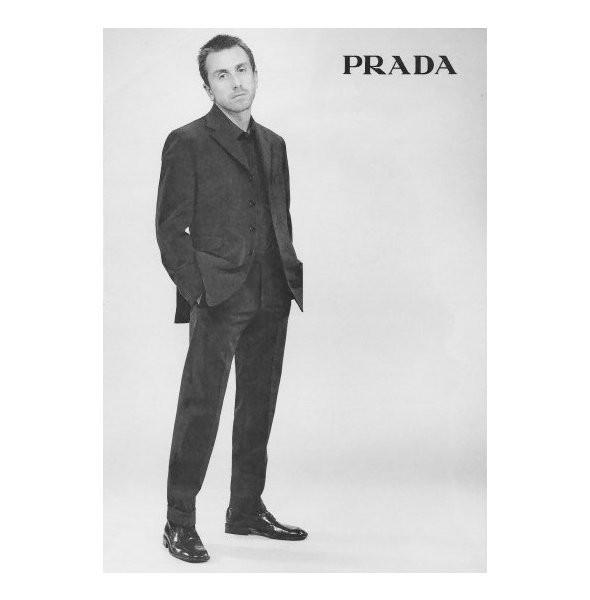 Архивная съёмка: Тим Рот для кампании Prada SS 1996. Изображение № 11.