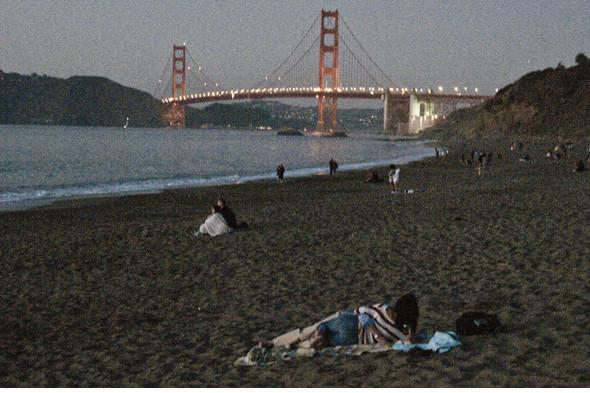 Сан-Франциско, Бейкер Бич. Изображение № 20.