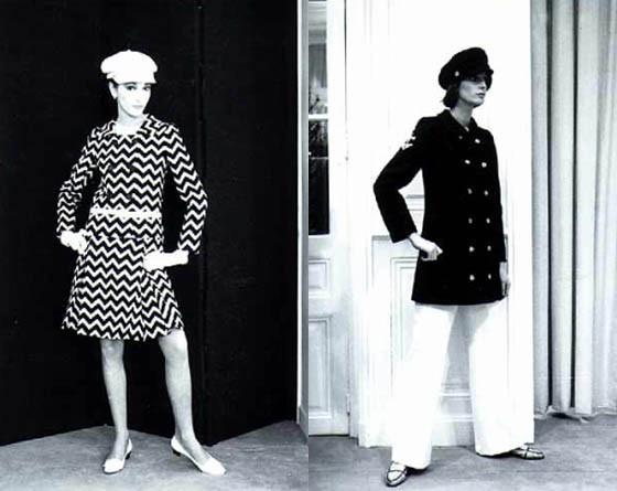 Архив: коллекции Yves Saint Laurent 1962-1999. Изображение № 5.