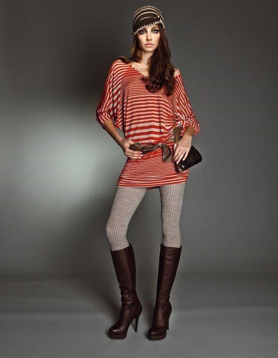 Лукбук: Miss Sixty FW2011. Изображение № 19.