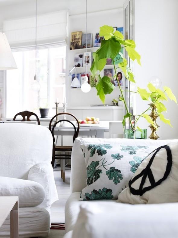 Изображение 1. Квартира дизайнера Nanna Lagerman.. Изображение № 1.