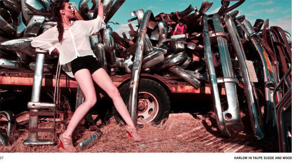 Лукбуки: Celine, Jeffrey Campbell и Nutsa Modebadze. Изображение № 40.