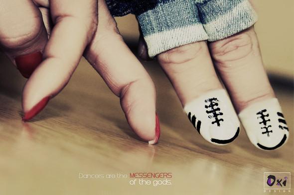 DANCE: от мыслей до кончиков пальцев. Изображение № 1.